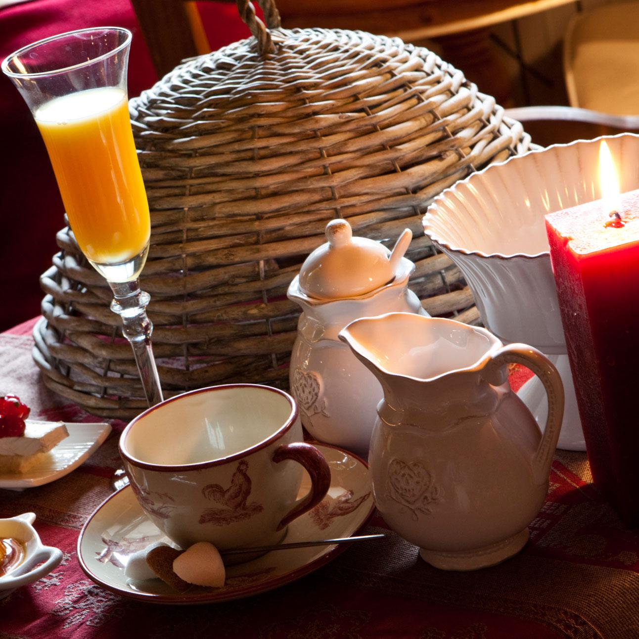 Desayunos especiales